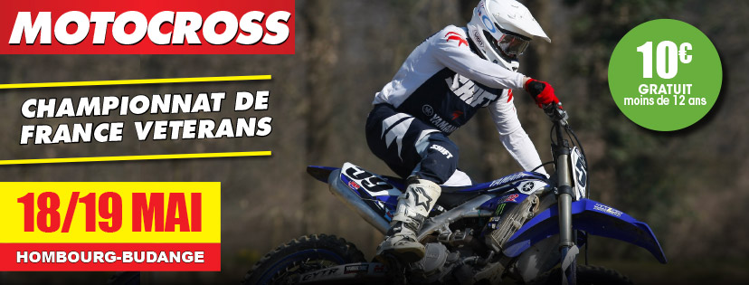 Motocross Hombourg-Budange 2019