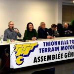 Compte rendu de l'assemblée générale 2019